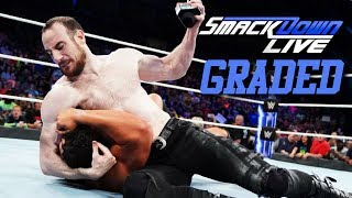 WWE SmackDown Live: GRADED (18 September) | Aiden English Turns On Rusev
