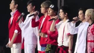 [직캠Fancam]150523 GOT7@Dream Concert- Stop Stop It + Girls Girls Girls (JACKSON)