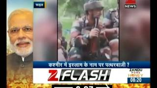 Hizbul commander Zakir Musa's video reveals defiled intuition of stone pelters in Kashmir