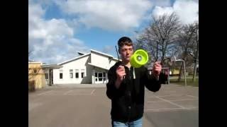 Awesome diabolo tricks