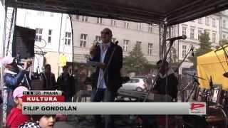 ROMFEST PRAHA 2013: Filip Gondolán