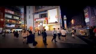 衝撃!?日本のスゴ技パルクール忍者達!! Japanese parkour freerunning ninja 2014!