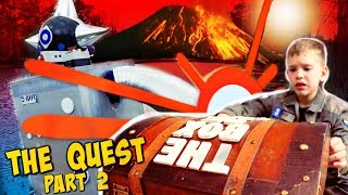 The Box of Will Quest Part 2: 1 Million Subscriber Special