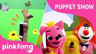 Sticky, the Stick | Puppet Show | Pinkfong Songs for Children
