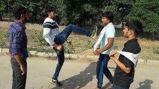NAUTANKI BROTHERS - | Totle Bhai Ki Ldai |