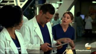 Grey's Anatomy Sneak Peek 11.11 - All I Could Do Was Cry (1)
