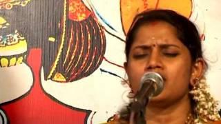 Soulful Rendering of Raga Kapi by Kodampally Sreeranjini Pradeep