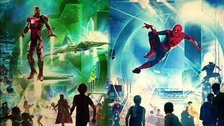 Disneyland Resort REPLACING This Land with New Marvel Super Hero Land