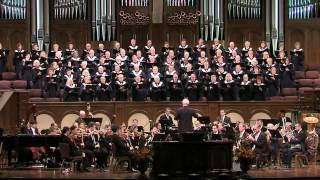 Amazing Grace with Orchestra, Choir and Bagpipes