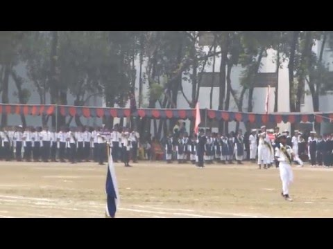 PARED IN BANGLADESH NAVY school & colleges annual sports 2016