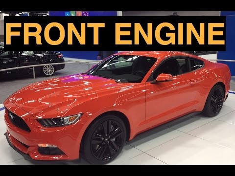 Front Engine Cars - FWD vs RWD vs AWD