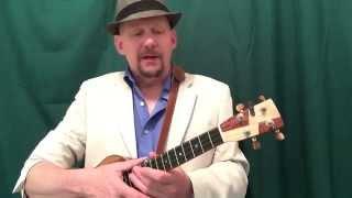 MUJ: Superman, aka It's Not Easy - Five For Fighting (ukulele tutorial)