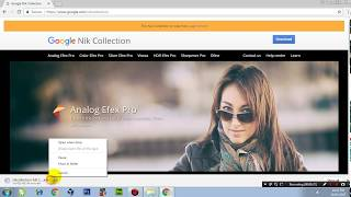 How to install nik collection in Photoshop CS6