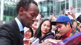 Eye In The Sky: Barkhad Abdi TIFF 2015 Movie Premiere Gala Arrival