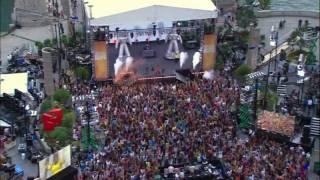 HD __ Black Eyed Peas ___ I Gotta Feeling  Live Chicago  2009