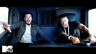 Hobbs & Shaw & Vinny & Pauly D | In Theaters August 2 | MTV