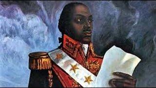 François-Dominique Toussaint Louverture.