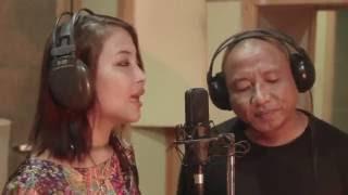 Chris Norman & Suzi Quatro - Stumblin' In ( Cover) - Sangtei Renza & Adama - full version