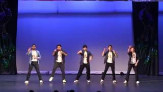 Hunter Boyz!   Funny Dance on Birju, Aa Aa Eee, RamLakhan, Haye Rabba   YouTube 360p