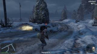 Grand Theft Auto V - Partie 1 : Ludendorff, North Yankton 1080P JackalChro