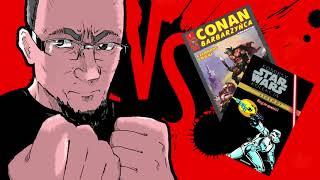 Cho na Solo! #4 Krzysiek vs Star Wars i Conan z kioskowych kolekcji