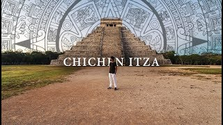 CHICHEN ITZA - 7 MERVEILLES DU MONDE !