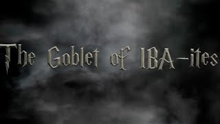 The Goblet of IBA-ites
