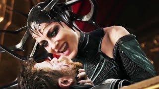 Thor: Ragnarok Trailer #2 Comic-Con 2017 Movie - Official