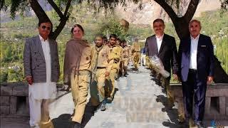 Prince Ali Muhammad Visit Hunza October 2017