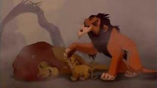 Le Roi Lion - La mort de Mufasa