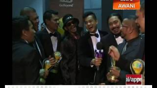 Anugerah Khas Juri: Dua dekad Senario