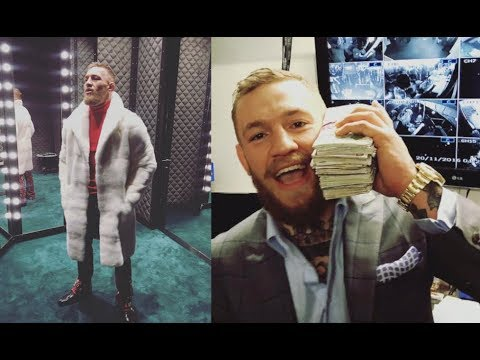 Most RIDICULOUSLY Expensive Things Conor McGregor Owns