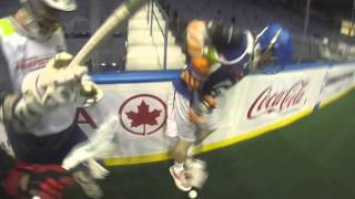 Knighthawks/IL Box Prospect Day - Jerry Staats GoPro