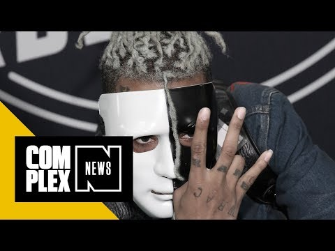 Xxx Mp4 XXXTentacion Fatally Shot In Florida 3gp Sex