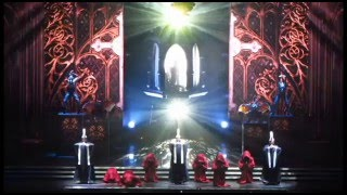 Madonna MDNA Tour 2012, Amsterdam: Full opening HD