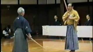 Niten-Ichi-ryu Kenjutsu Nito-no-kata