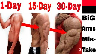 Get Bigger Triceps All Mistake/Triceps workout Mistake