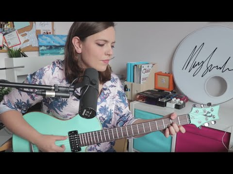 JOHN MAYER - NEW LIGHT [Cover by Mary Spender]