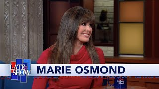 Marie Osmond's Dirty Secret: Late-Night House Cleaning