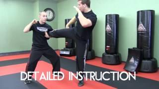 Total Krav Maga: Advanced to Black Belt - 5 DVD Set - Preview