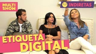 Indiretas | Etiqueta Digital | Gretchen + Thammy + Andressa | Os Gretchens | Humor Multishow