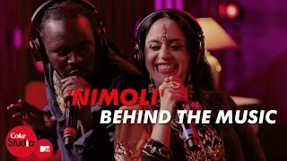 'Nimoli' - Behind The Music - Dhruv Ghanekar, Ila Arun & Bobkat - Coke Studio@MTV Season 4