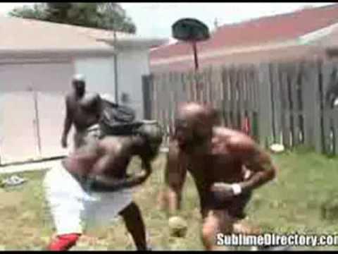 Kimbo slice ultimate fight compilation