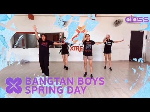 BTS - Spring Day | K4D Project Dance Class