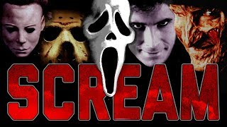 How SCREAM Re-defined the Horror Movie Genre   The Reading List   History of Horror