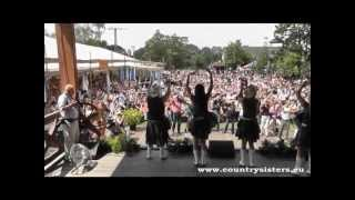 Country Sisters - Michael Row The Boat Ashore (LIVE 2012)