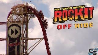 Hollywood Rip Ride Rockit Off-Ride Universal Studios Florida