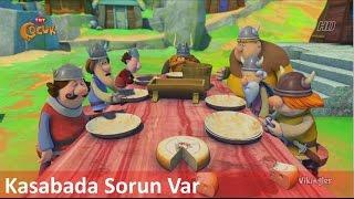 Vikingler ► Kasabada Sorun Var