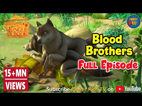 Xxx Mp4 Jungle Book Season 1 Hindi Episode 16 Blood Brothers 3gp Sex