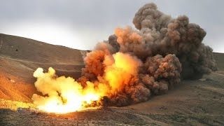 شاهد كيف تحولت قذيفة هاون إلى صاروخ تاو مستهدفة قوات النظام  - آخر الأسبوع